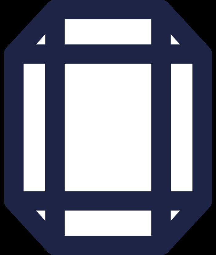 gem Clipart illustration in PNG, SVG