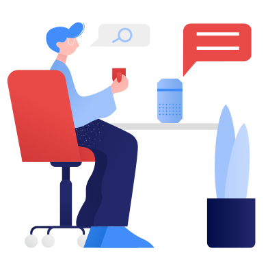 style Smart speaker- voice search images in PNG and SVG | Icons8 Illustrations