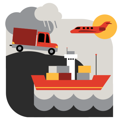 style Transport de marchandises images in PNG and SVG | Icons8 Illustrations