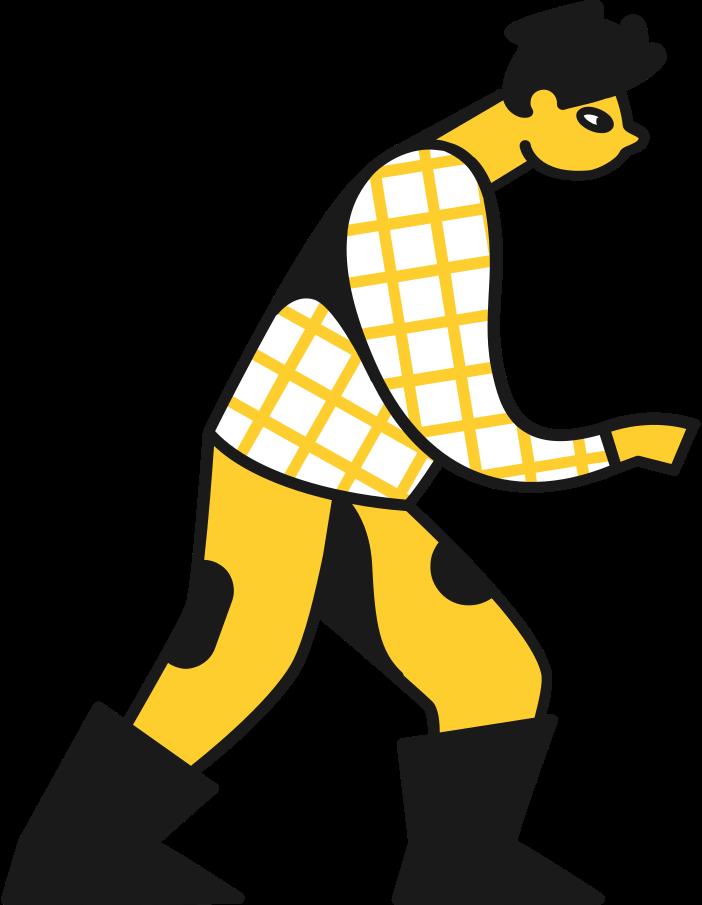 farmer Clipart illustration in PNG, SVG