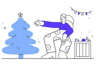 style Prepairing for Christmas images in PNG and SVG | Icons8 Illustrations