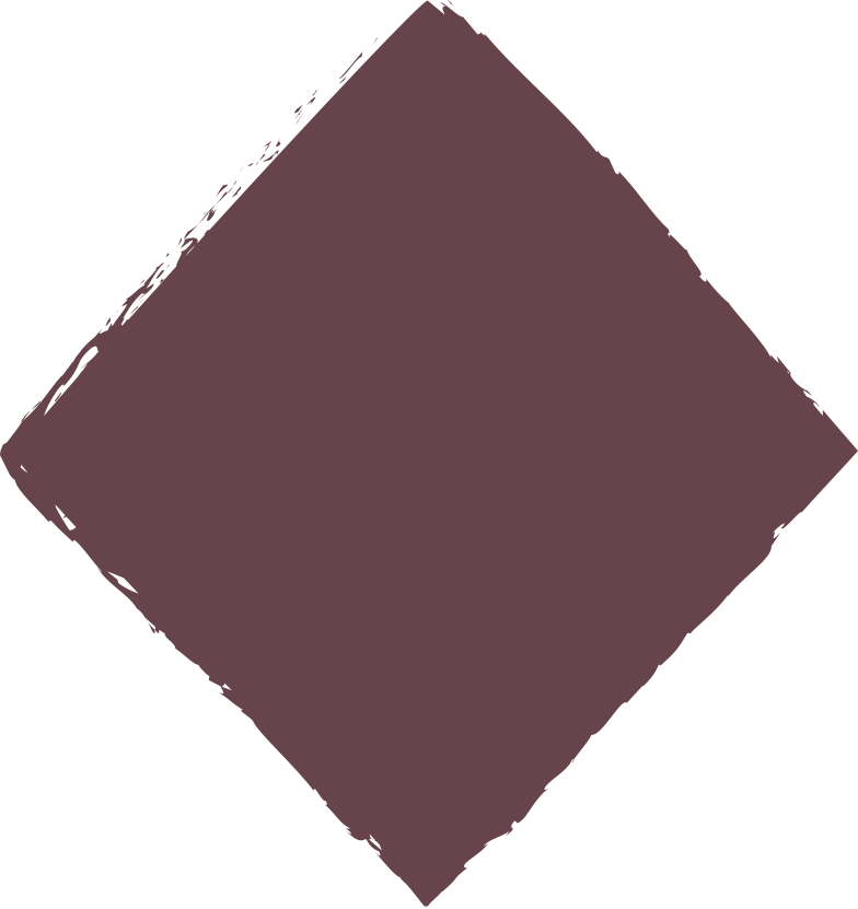 rhombus-brown Clipart illustration in PNG, SVG