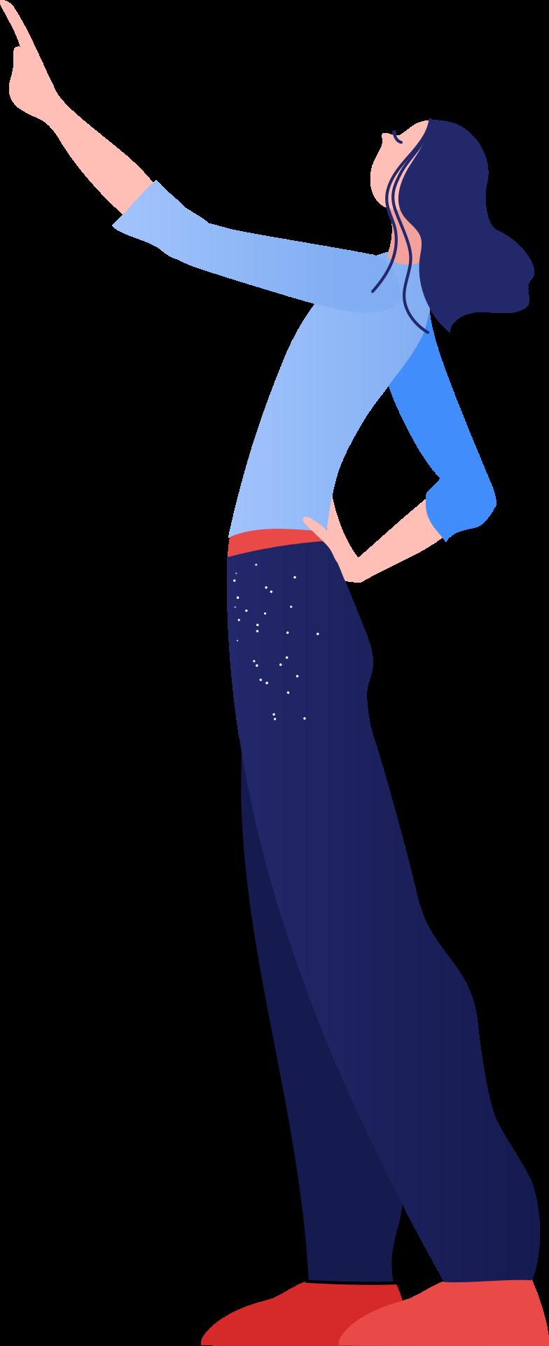 woman Clipart-Grafik als PNG, SVG