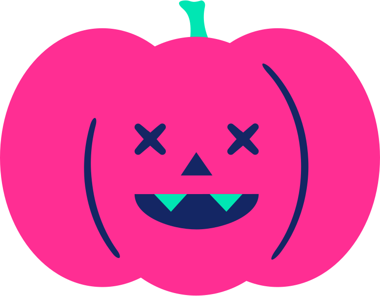 style halloween funny pumpkin Vector images in PNG and SVG | Icons8 Illustrations