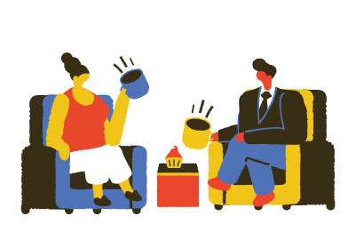 style Conversation images in PNG and SVG | Icons8 Illustrations