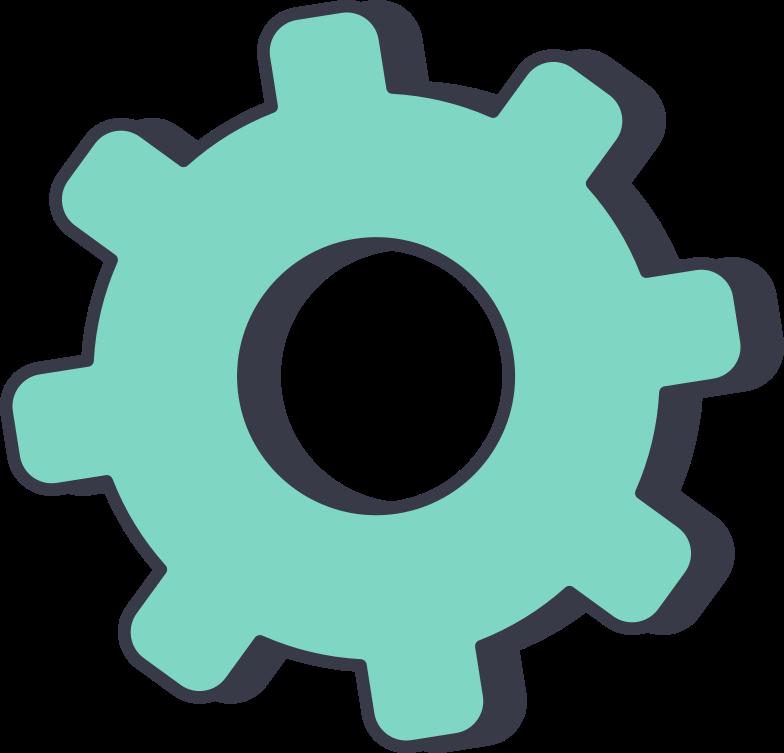 Zahn Clipart-Grafik als PNG, SVG