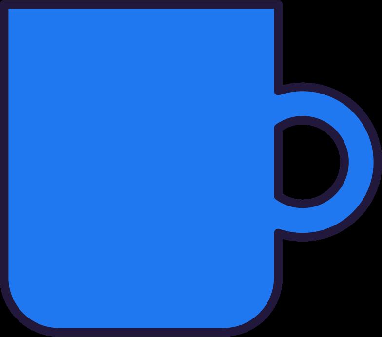 mug Clipart illustration in PNG, SVG