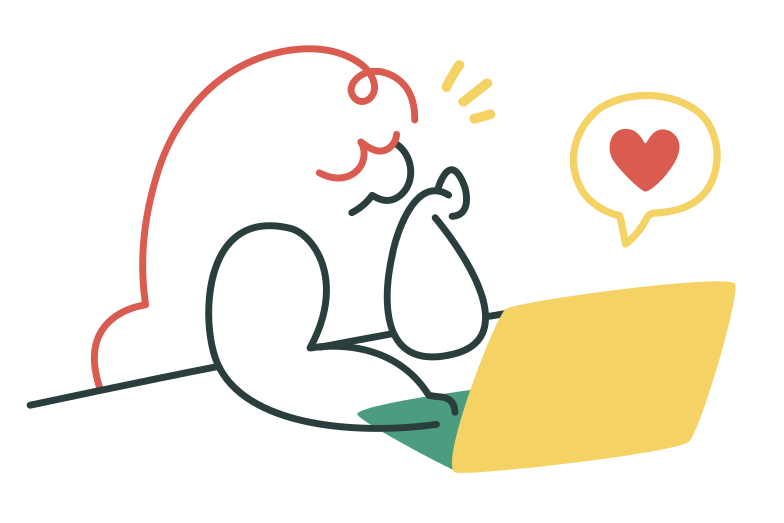 Good feedback Clipart illustration in PNG, SVG