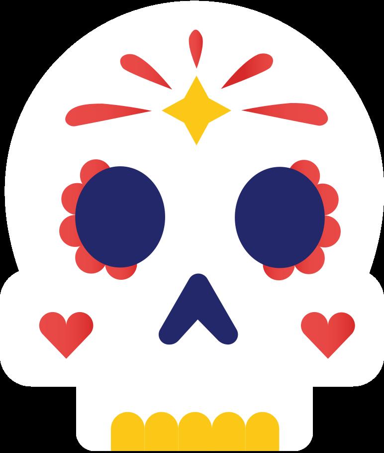 Style  crâne mexicain Images vectorielles en PNG et SVG | Icons8 Illustrations