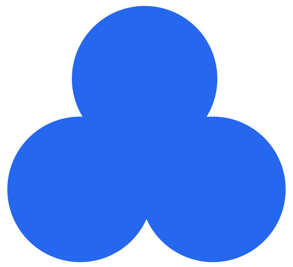 style trefoil blue Vector images in PNG and SVG   Icons8 Illustrations