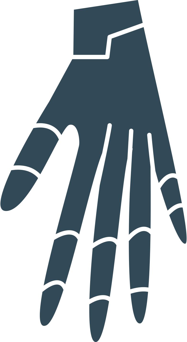 astronaut's hand Clipart illustration in PNG, SVG