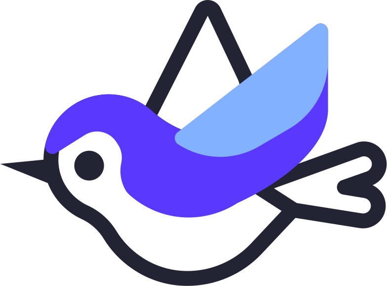 success  bird Clipart illustration in PNG, SVG