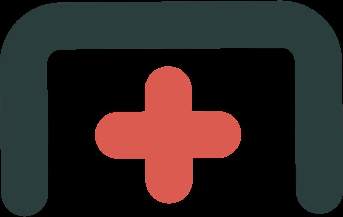 doctor hat Clipart illustration in PNG, SVG