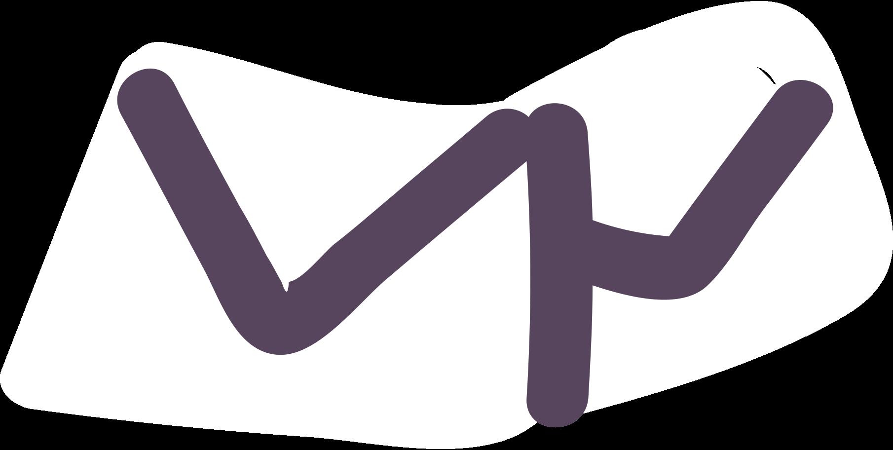 Ilustración de clipart de letras en PNG, SVG