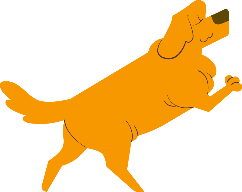 mom labrador Clipart illustration in PNG, SVG