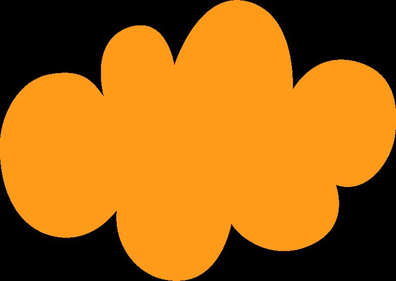 Клипарт Облако в PNG и SVG