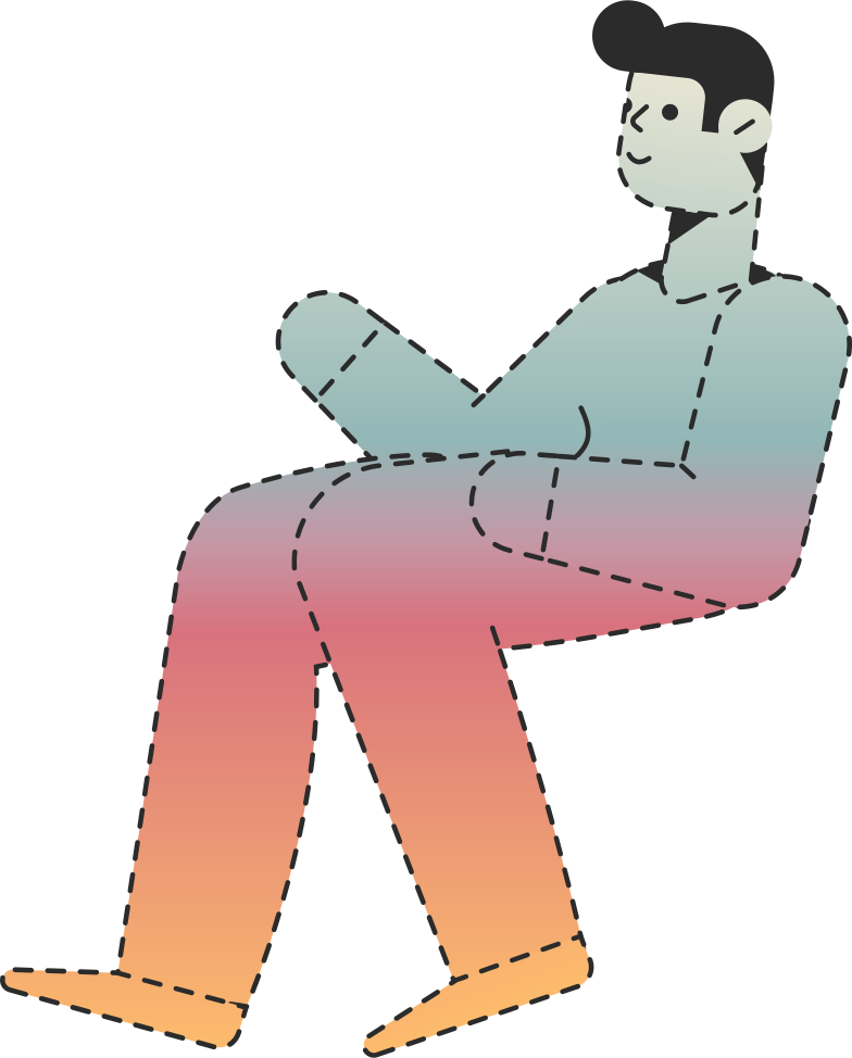 style man sit Vector images in PNG and SVG | Icons8 Illustrations