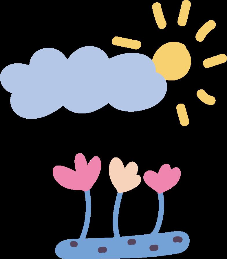 spring Clipart illustration in PNG, SVG