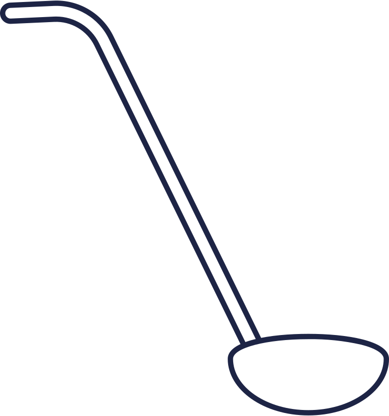 spoon Clipart illustration in PNG, SVG