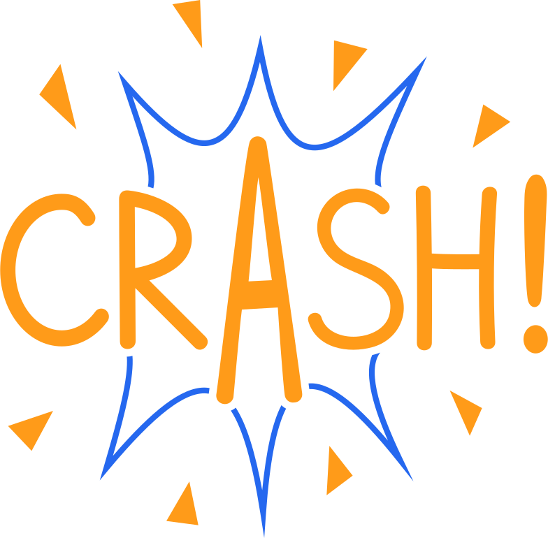 style crash line Vector images in PNG and SVG | Icons8 Illustrations