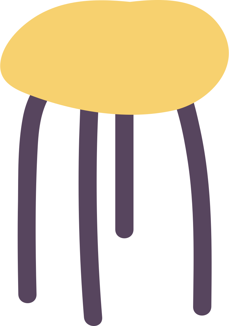 stool Clipart illustration in PNG, SVG