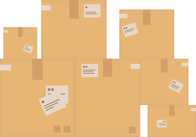 style stack of boxes images in PNG and SVG | Icons8 Illustrations