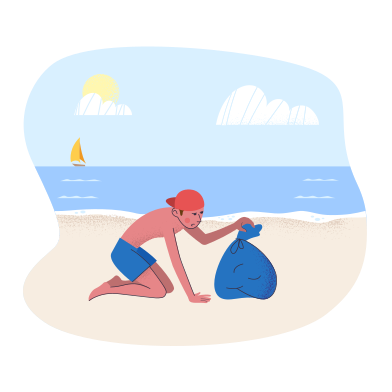 style Respecting nature images in PNG and SVG | Icons8 Illustrations
