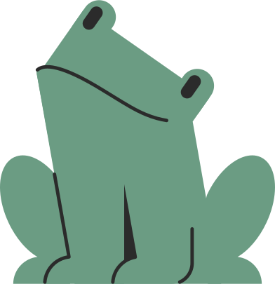 style frog images in PNG and SVG   Icons8 Illustrations
