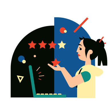 style Review images in PNG and SVG | Icons8 Illustrations
