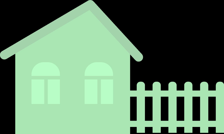 village-house Clipart illustration in PNG, SVG