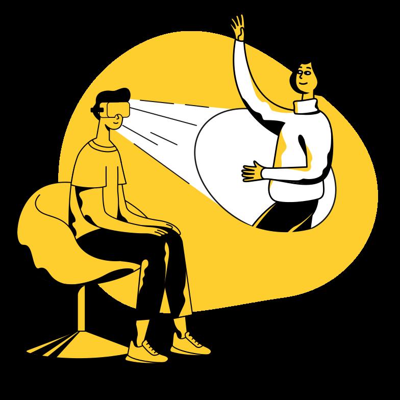 VR2 Clipart illustration in PNG, SVG