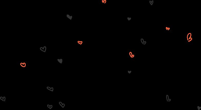 Клипарт Добро пожаловать фон сердце в PNG и SVG