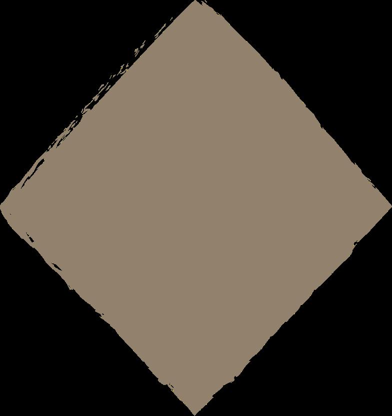 rhombus-dark-grey Clipart illustration in PNG, SVG