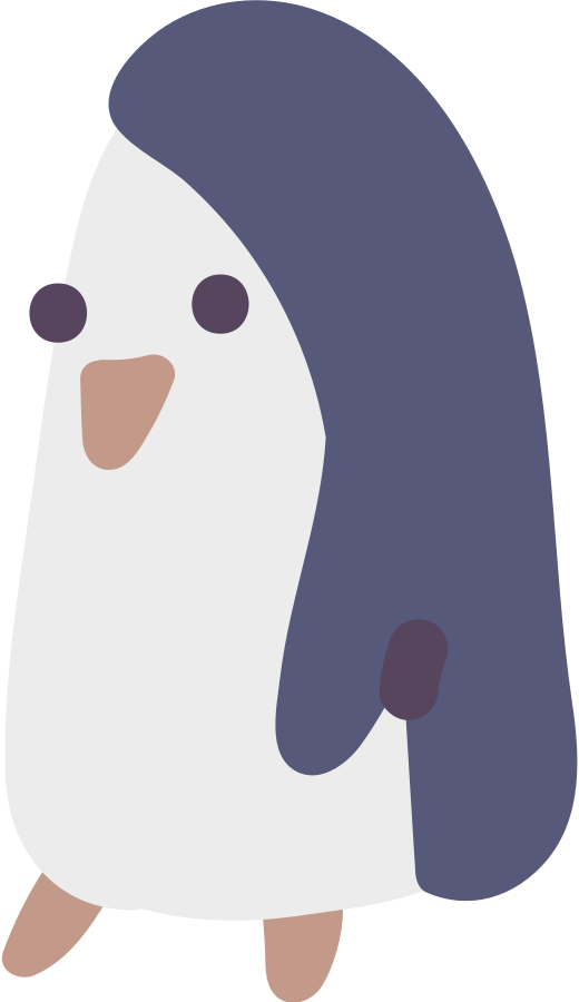 penguin Clipart illustration in PNG, SVG