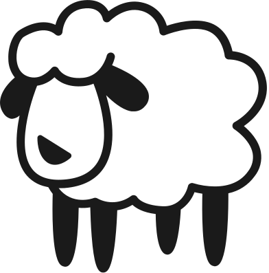 style little sheep images in PNG and SVG | Icons8 Illustrations