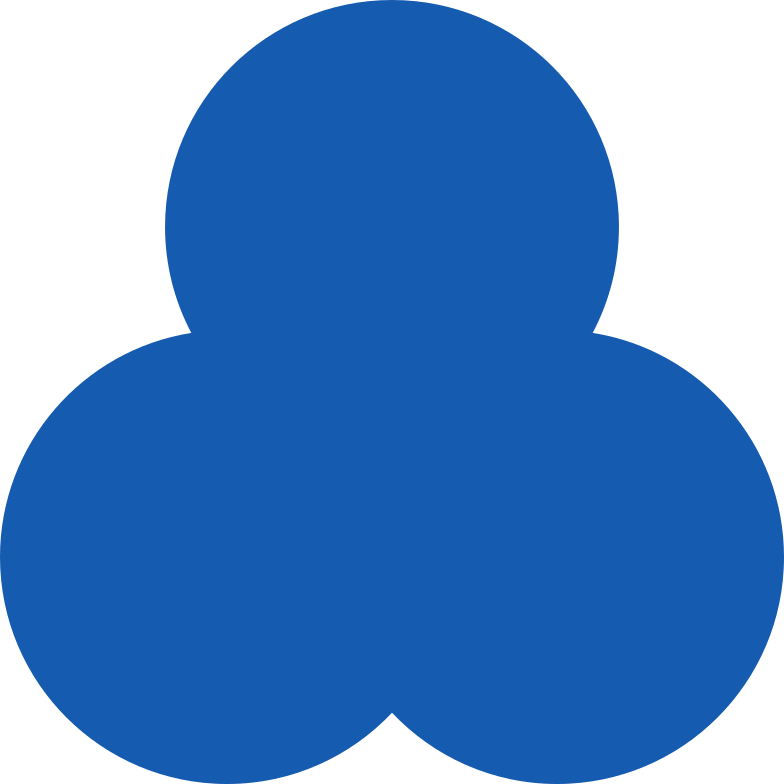 style trefoil-blue Vector images in PNG and SVG | Icons8 Illustrations