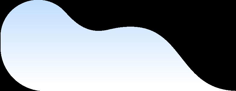 cloud blue Clipart-Grafik als PNG, SVG