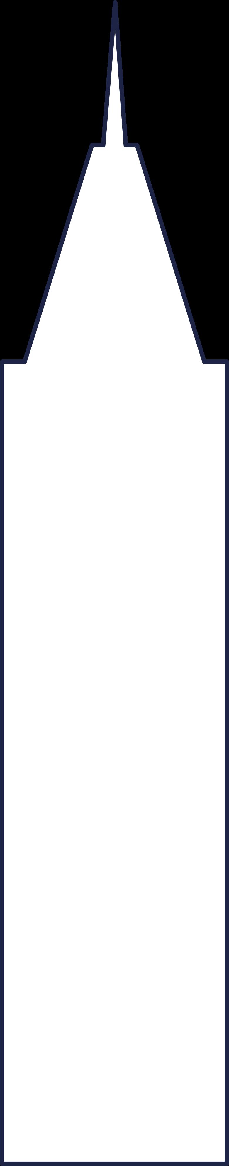 building 6 line Clipart illustration in PNG, SVG