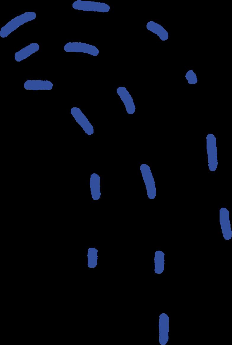 water jet Clipart illustration in PNG, SVG