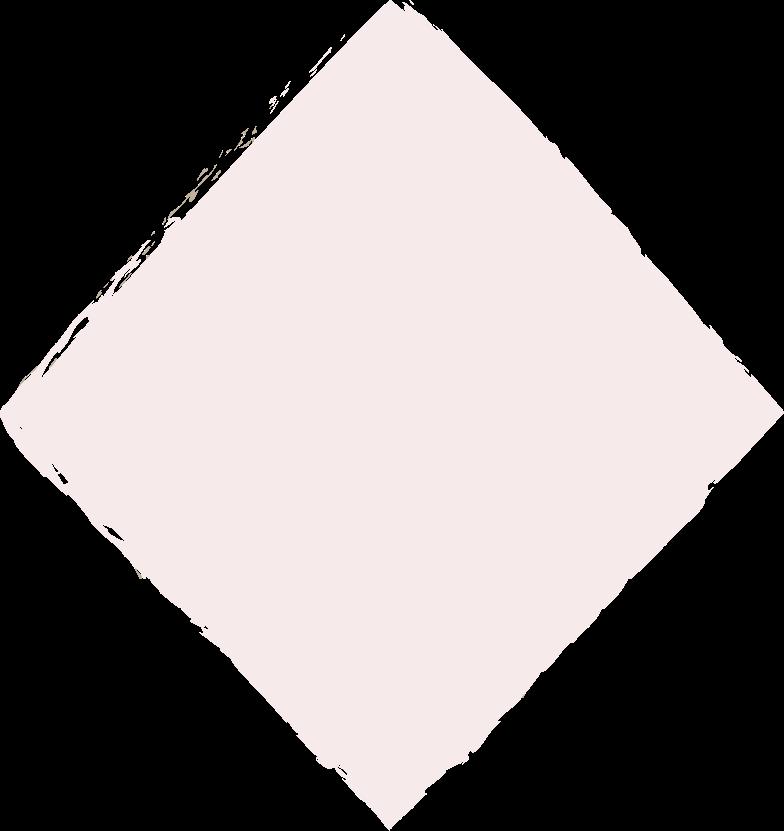 rhombus-light-pink Clipart illustration in PNG, SVG