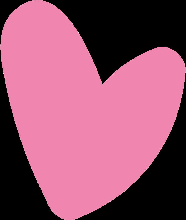 Ilustración de clipart de heart en PNG, SVG