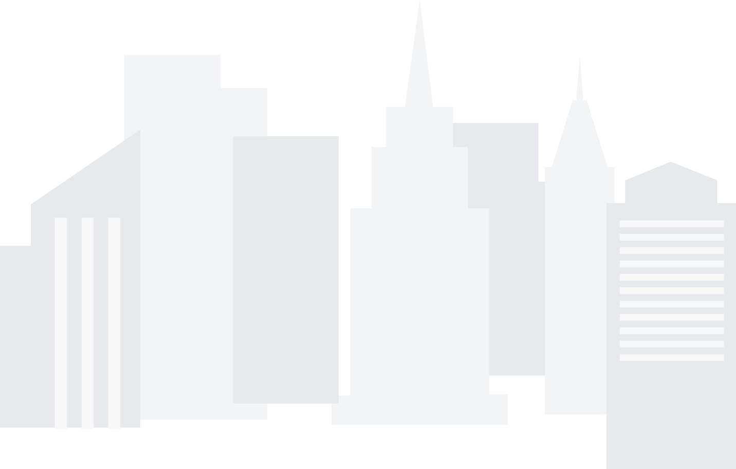 premium upgrade  skyscrapers background Clipart illustration in PNG, SVG