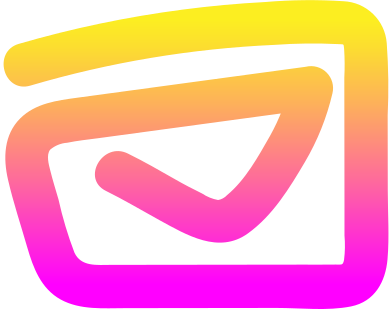style rg pink yellow message images in PNG and SVG | Icons8 Illustrations
