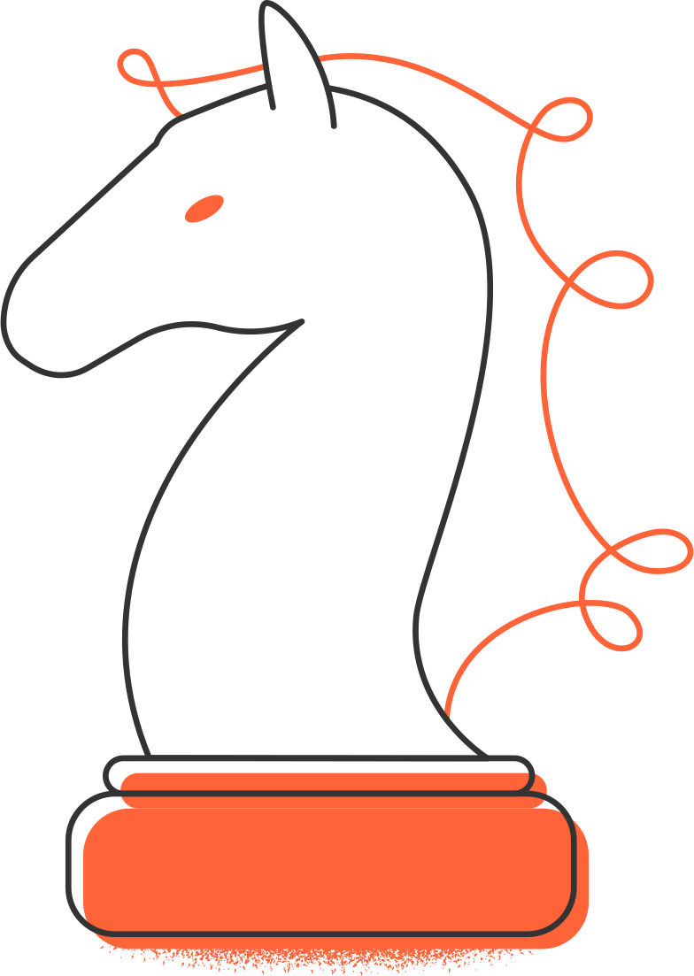 chess figure Clipart illustration in PNG, SVG