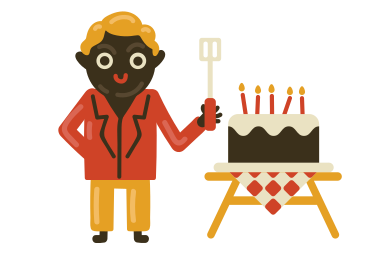 style Birthday cake images in PNG and SVG | Icons8 Illustrations