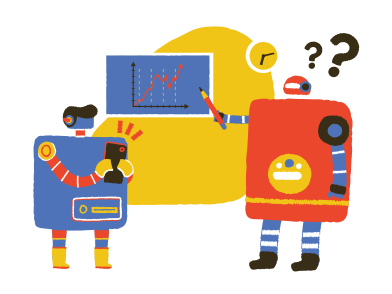 style School for robots images in PNG and SVG | Icons8 Illustrations