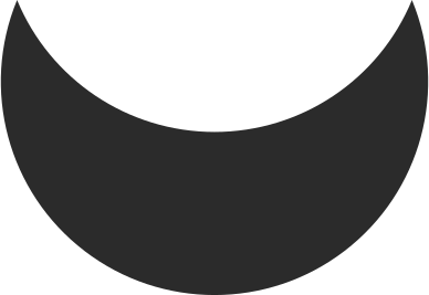 style crescent black images in PNG and SVG | Icons8 Illustrations