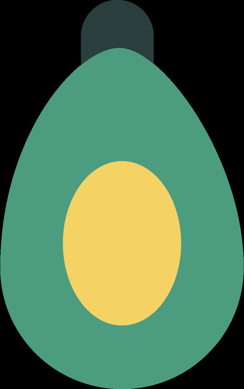 Иллюстрация авокадо в стиле  в PNG и SVG | Icons8 Иллюстрации