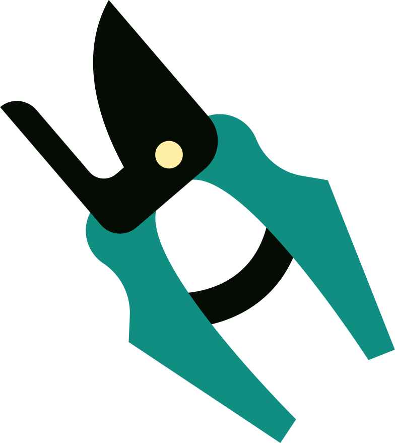 style secateurs Vector images in PNG and SVG | Icons8 Illustrations