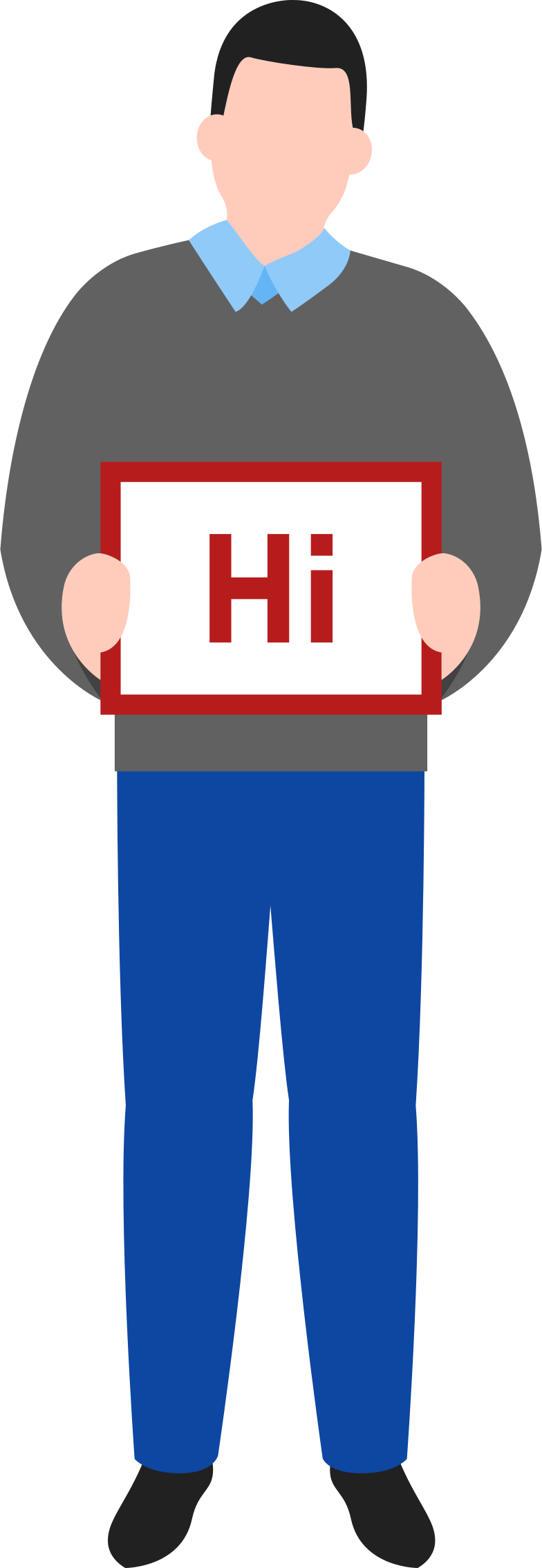 style greeting man Vector images in PNG and SVG | Icons8 Illustrations